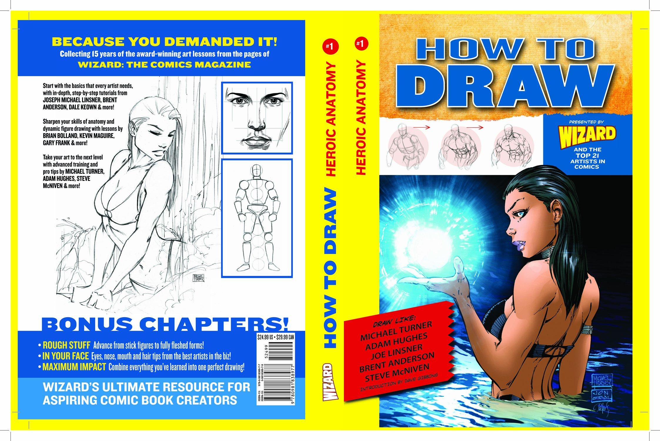 How to Draw: Heroic Anatomy #1 PDF
