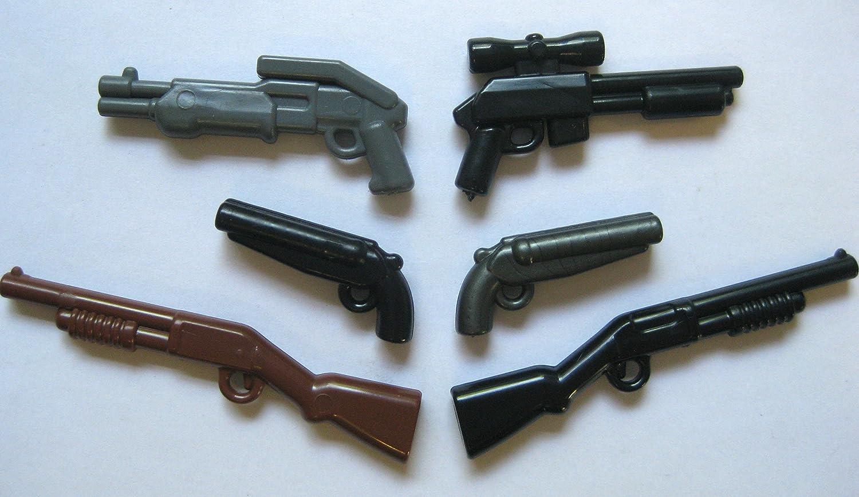 Części i akcesoria do zabawek konstrukcyjnych Battlefield Military Army NEW BrickArms WWI TRENCH PACK for  Minifigures Zabawki konstrukcyjne
