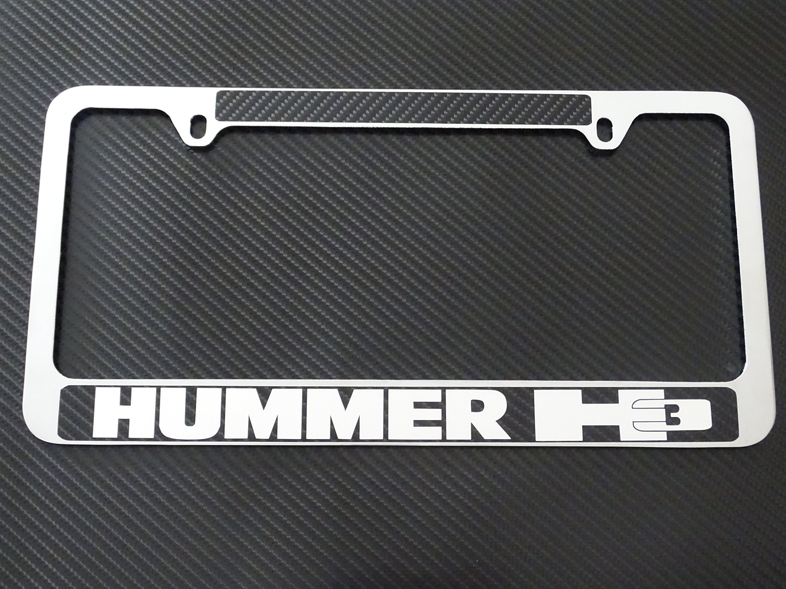 Ferreus Industries Grille Insert Guard Circle Punch Polished Stainless fits 2005-2010 Hummer H3 TRK-132-03-Chrome-a