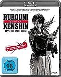 Rurouni Kenshin - Kyoto Inferno [Blu-ray]