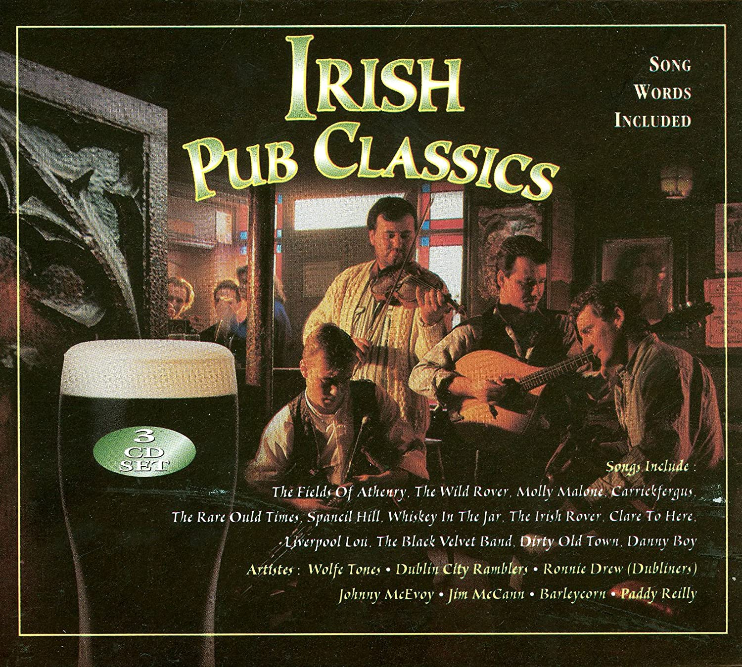 various irish pub classics amazon com music