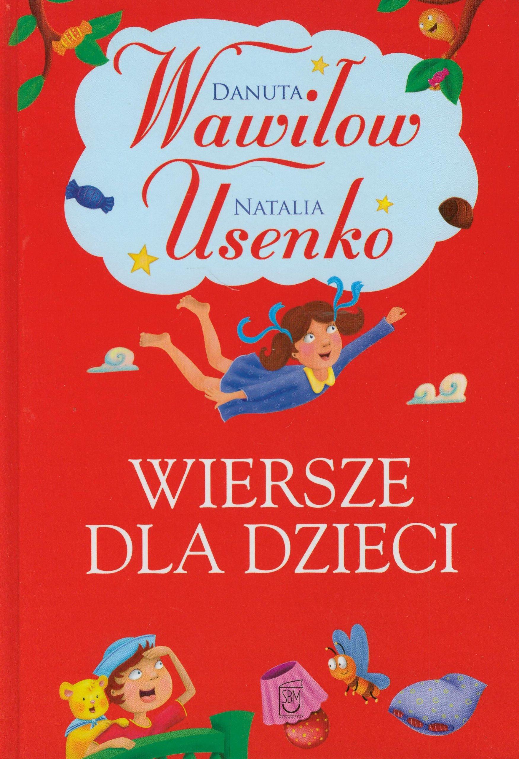 Wiersze Dla Dzieci Amazoncouk Natalia Usenko Danuta