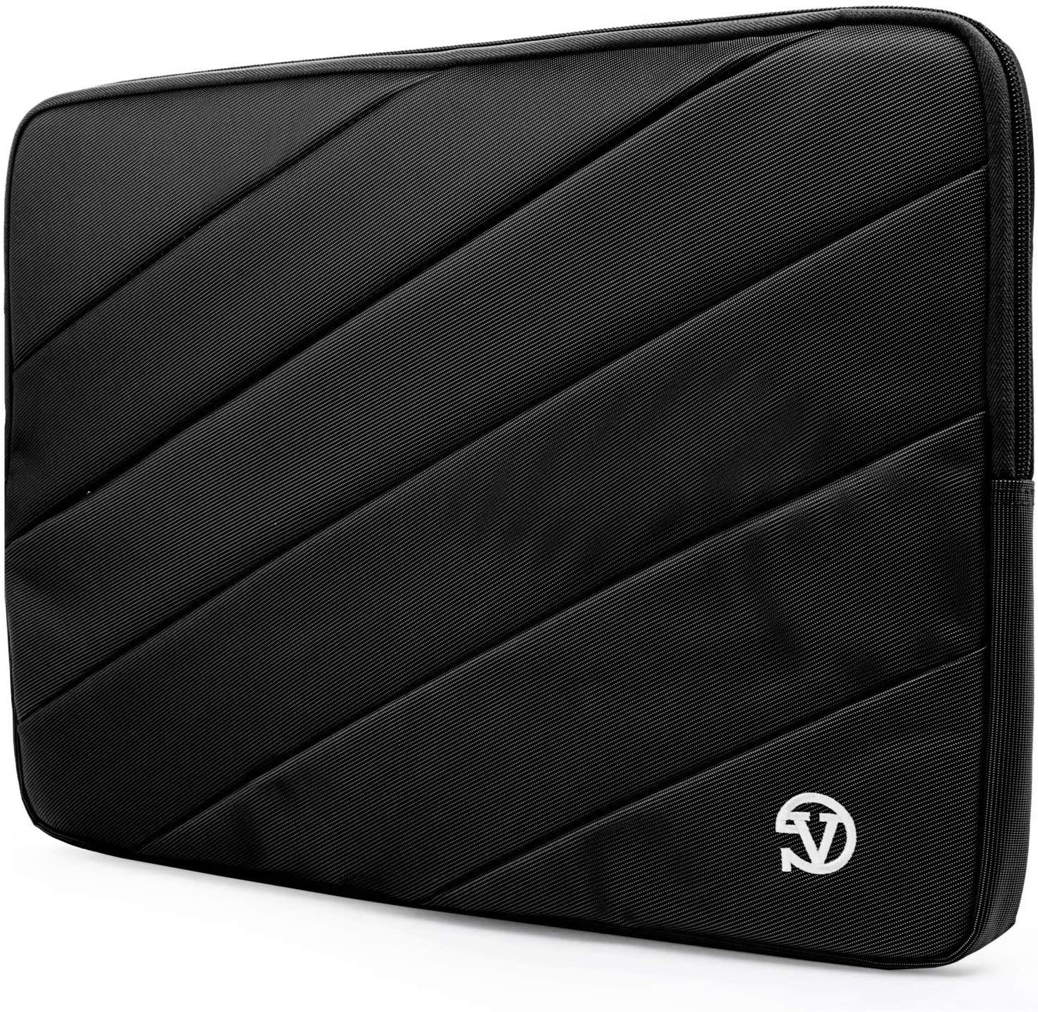 Multicolor Laptop Tablet Sleeve Case 13 Inch for Lenovo ThinkPad 11e Series, Yoga C Series, ideapad 300, ThinkBook, Miix, Black