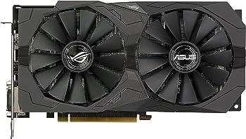 Asus ROG Strix Radeon RX 570 4GB 256-Bit GDDR5 AMD Graphics Card
