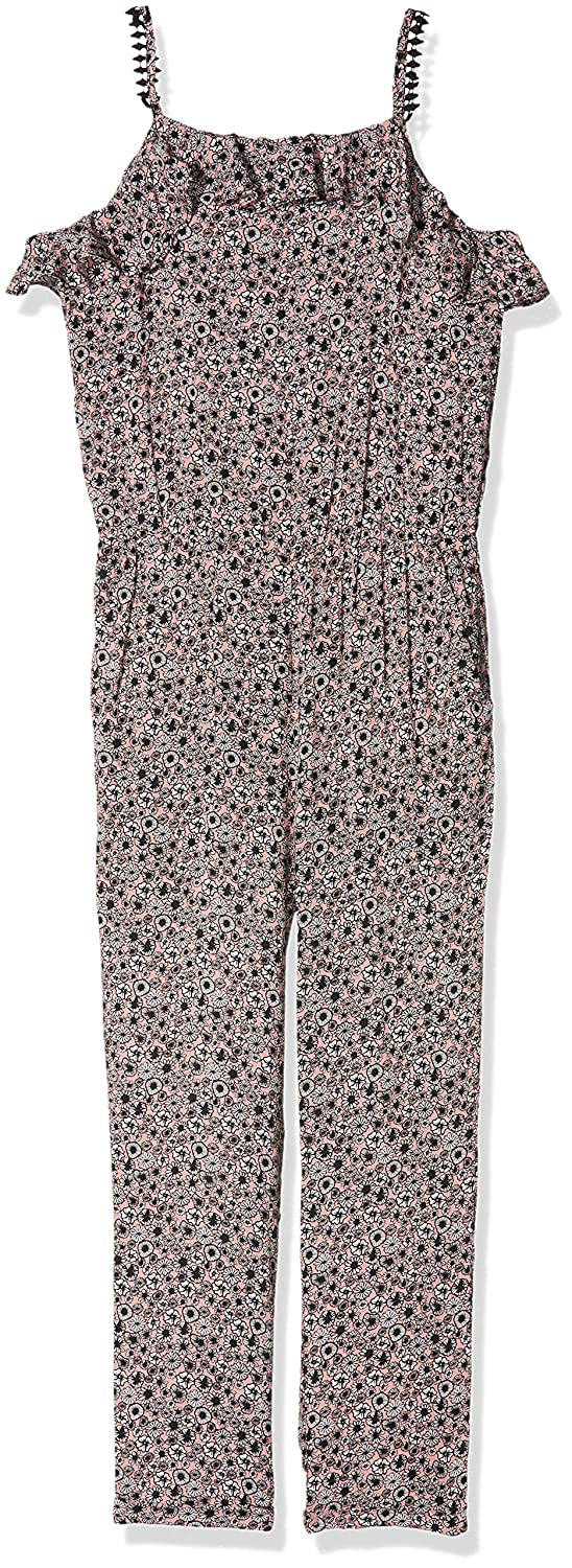 Teddy Smith Girl's Chill Jr Jumpsuit 51605775D