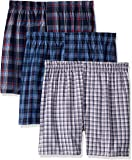 Hanes Ultimate Men's Hanes Ultimate Woven Boxers - Assorted Colors Boxer Shorts