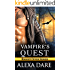 Vampire's Quest: A Paranormal Romance Novel (Knight Fever Book 1)