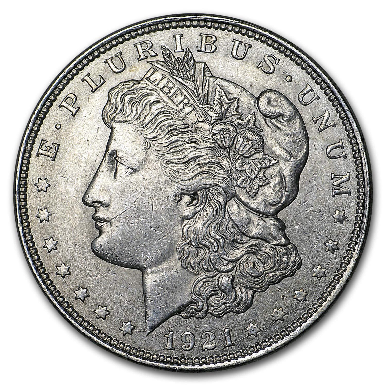1921 Morgan Dollar BU $1 Brilliant Uncirculated