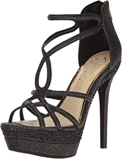 528f97ad880 Jessica Simpson Women s Rozmari Heeled Sandal
