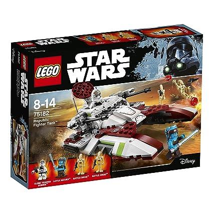 De Wars 75182 Tank Jeu Construction Lego Republic Fighter Star wTlkXiuOPZ