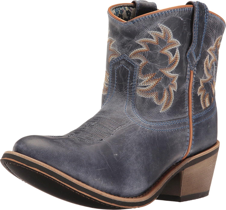 Laredo Women's Sapphyre Leather Western