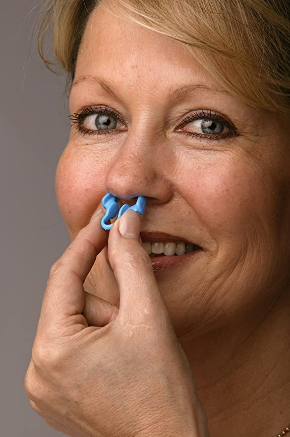 Airmax - Dilatador nasal eficaz para los ronquidos y la congestión nasal - 2x de tamaño pequeño - Dispositivo médico recomendado por los médicos: Amazon.es: ...