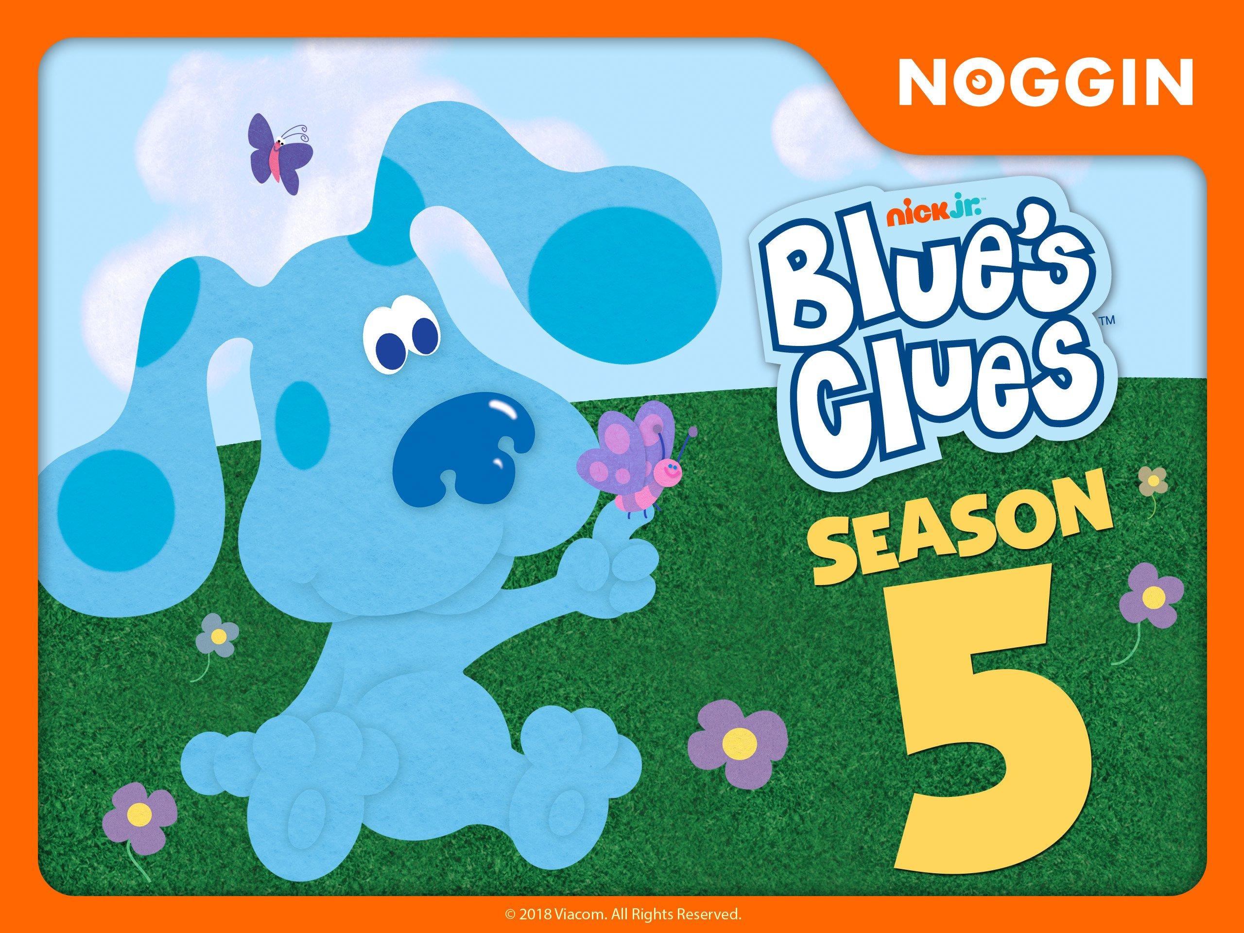 Amazon com: Watch Blue's Clues Season 5   Prime Video