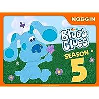 Blue's Clues Season 5
