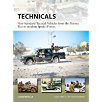 Amazon hot new releases the bestselling new and future technicals non standard tactical vehicles from the great toyota war to modern special forces fandeluxe