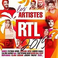 Les artistes RTL 2019 [Explicit]