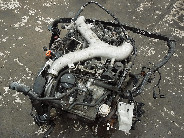 Audi 27 Biturbo Engine Code