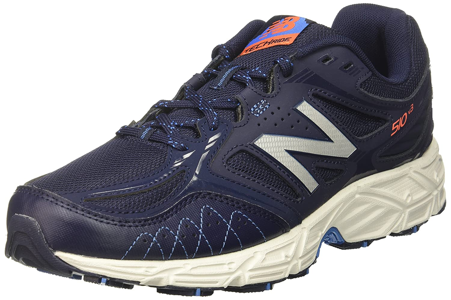 New Balance Women's WT510RS3 Trail Running Shoes B01CQVOPZQ 6 B(M) US|Nimbus Cloud