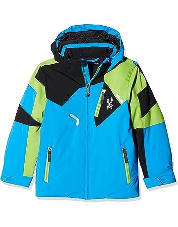 938817c49 Spyder Kids Boy's Leader Jacket (Big Kids)