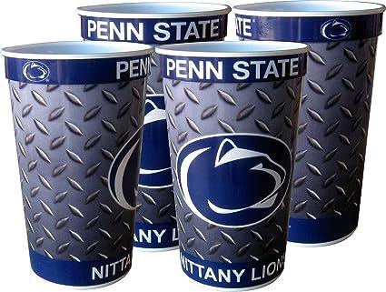 1a305ebf8e4 Amazon.com | Penn State Nittany Lions 22 oz Souvenir Cups - 4/pkg ...
