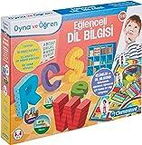 Clementoni 64809 Oyna Ve Öğren Eğlenceli Dil Bilgisi