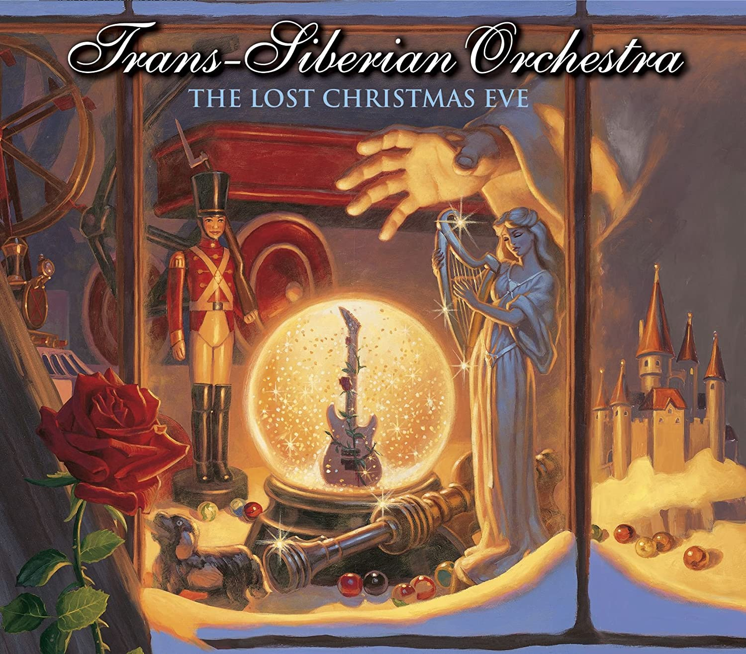 Trans-Siberian Orchestra - The Lost Christmas Eve - Amazon.com Music