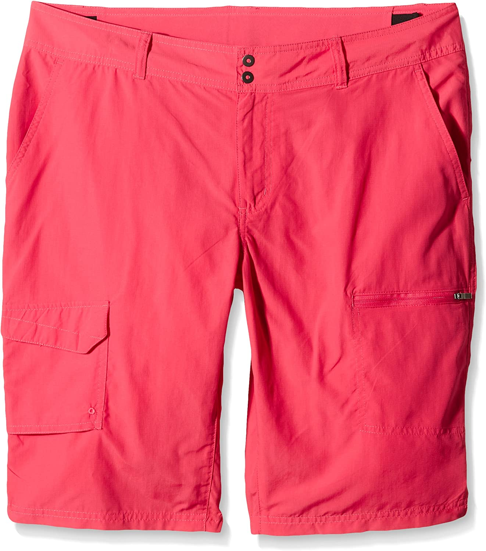 TALLA 6. Columbia Women 's Silver Ridge Cargo Pantalones Cortos