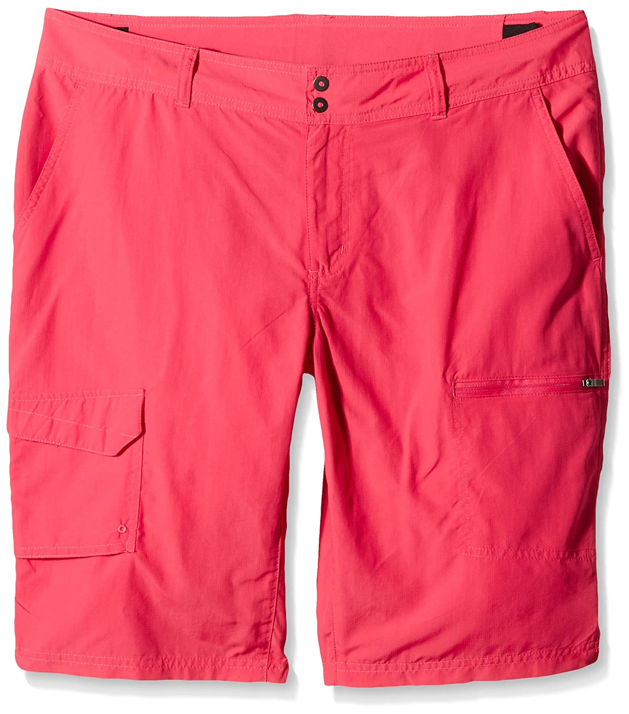 TALLA 4. Columbia Women 's Silver Ridge Cargo Pantalones Cortos