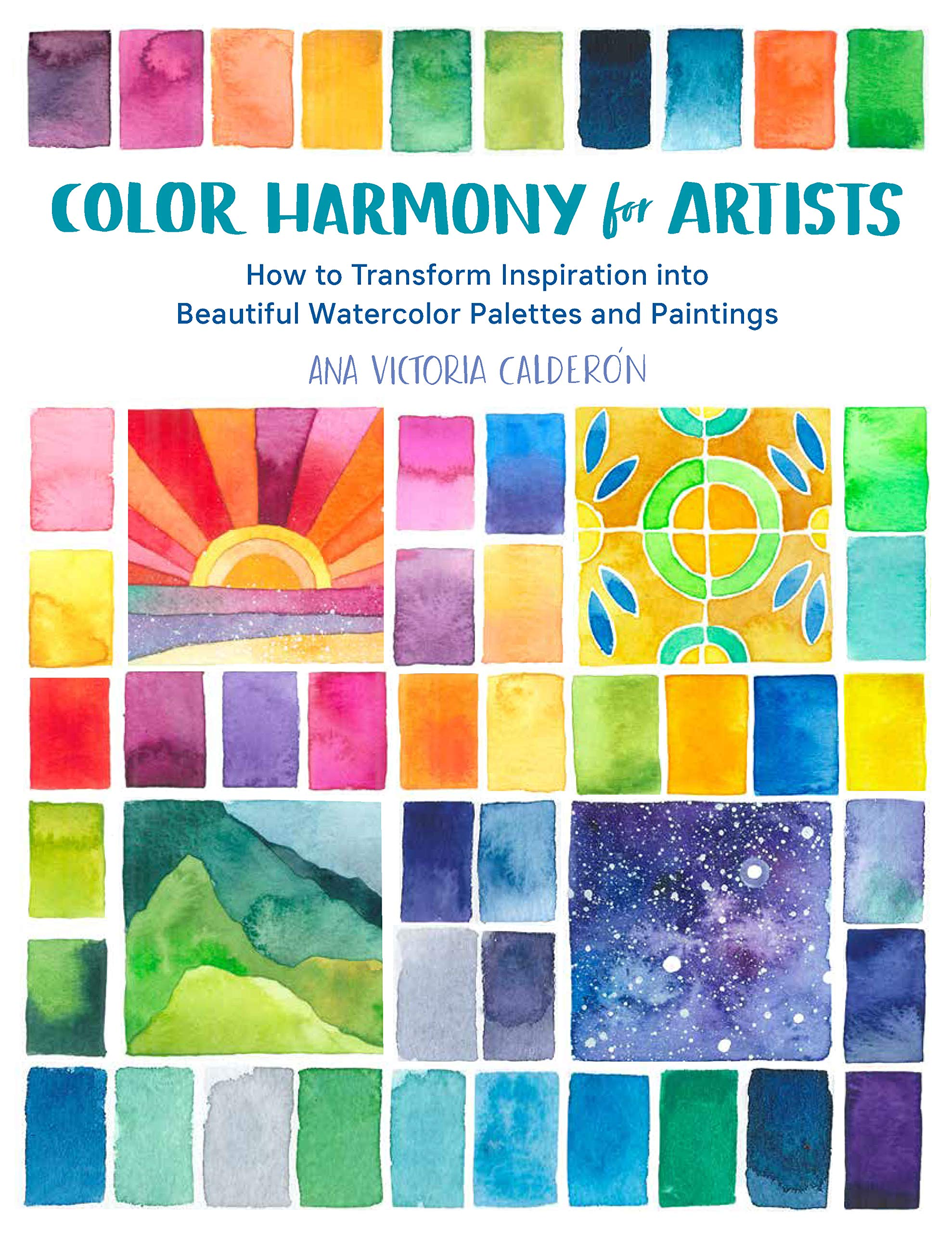 Color Harmony for Artists: How to Transform Inspiration into