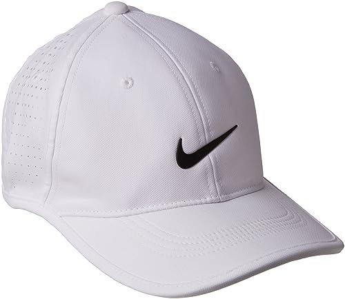 Nike Ya Ultralight Perf - Gorra para Unisex, Color Blanco, Talla única