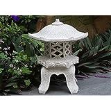 """TIAAN 14""""heig Solar garden lamp Solar pagoda light Solar Garden lantern"""