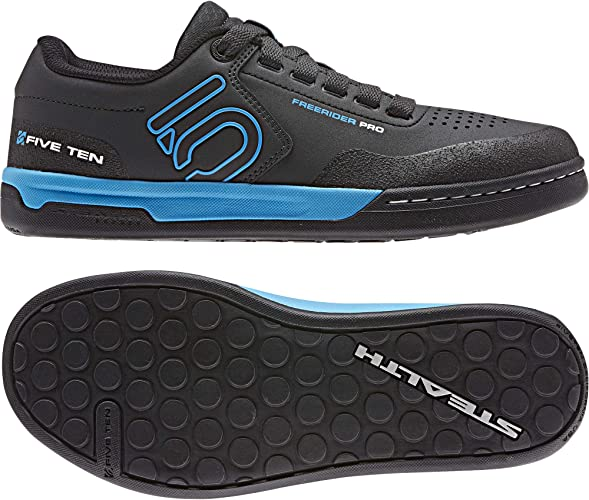 Medicinal cantidad acuerdo  adidas Five Ten Freerider Pro Mountain Bike Shoes Women Carbon/Shock  Cyan/core Black 2020 Cycling Shoes: Amazon.co.uk: Shoes & Bags