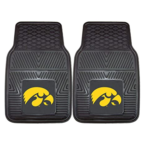 Amazon Com Fanmats Ncaa University Of Iowa Hawkeyes Vinyl Heavy