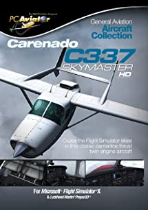 Carenado C337 Skymaster - Add-on for Microsoft Flight