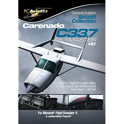 Carenado C337 Skymaster - Add-on (Inglés) por Microsoft Flight Simulator X (FSX) & Prepar3D