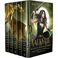 Valkyrie Academy Dragon Alliance: Books 6 - 10: Ambushed, Warned, Abducted, Besieged, Deceived (Valkyrie Academy Dragon…
