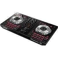Pioneer DJ - Controlador de DJ de 2 canales para Serato DJ Lite – Mixer – Accesorio para DJ – Pad Scratch - Dos platillos de aluminio grandes