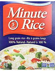 Minute Rice White Rice, 2Kg