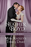 Miss Radley's Third Dare (Miss Mayhem Book 3)