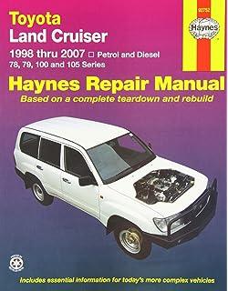 Toyota Landcruiser 2005-07 (Haynes Service and Repair Manu)