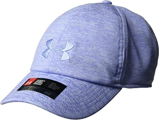 Under Armour UA Twisted Renegade Cap Gorra, Mujer, Azul (Talc Blue ...
