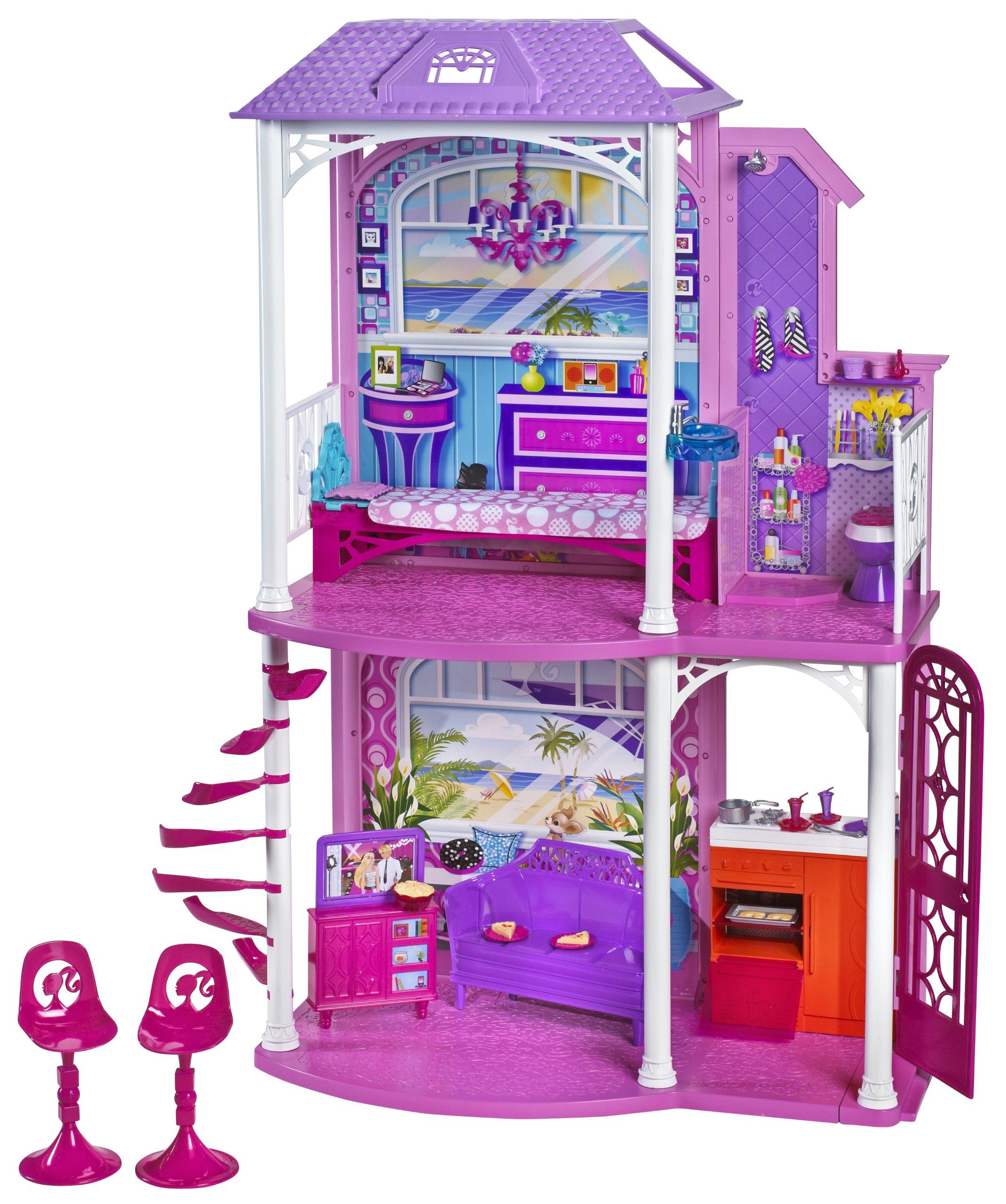 Barbie 2-Story Beach House by Barbie (Image #2)