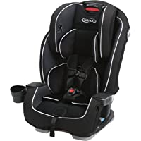 Graco Milestone 3 in 1 Convertible Car Seat | Infant to Toddler Car Seat, Black