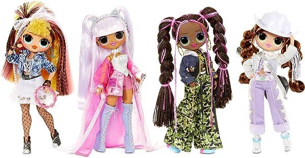 L.O.L. Surprise! O.M.G. Remix fashion dolls for kids