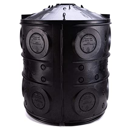 """NDS Flo-Well 28 75"""" 40 Gal Drainage Tank - Catch Basin Landscaping Water  Diverter"""