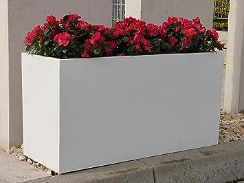 Grande Design Cache Jardiniere Mega En Fibre De Verre 150 X 62 X 70