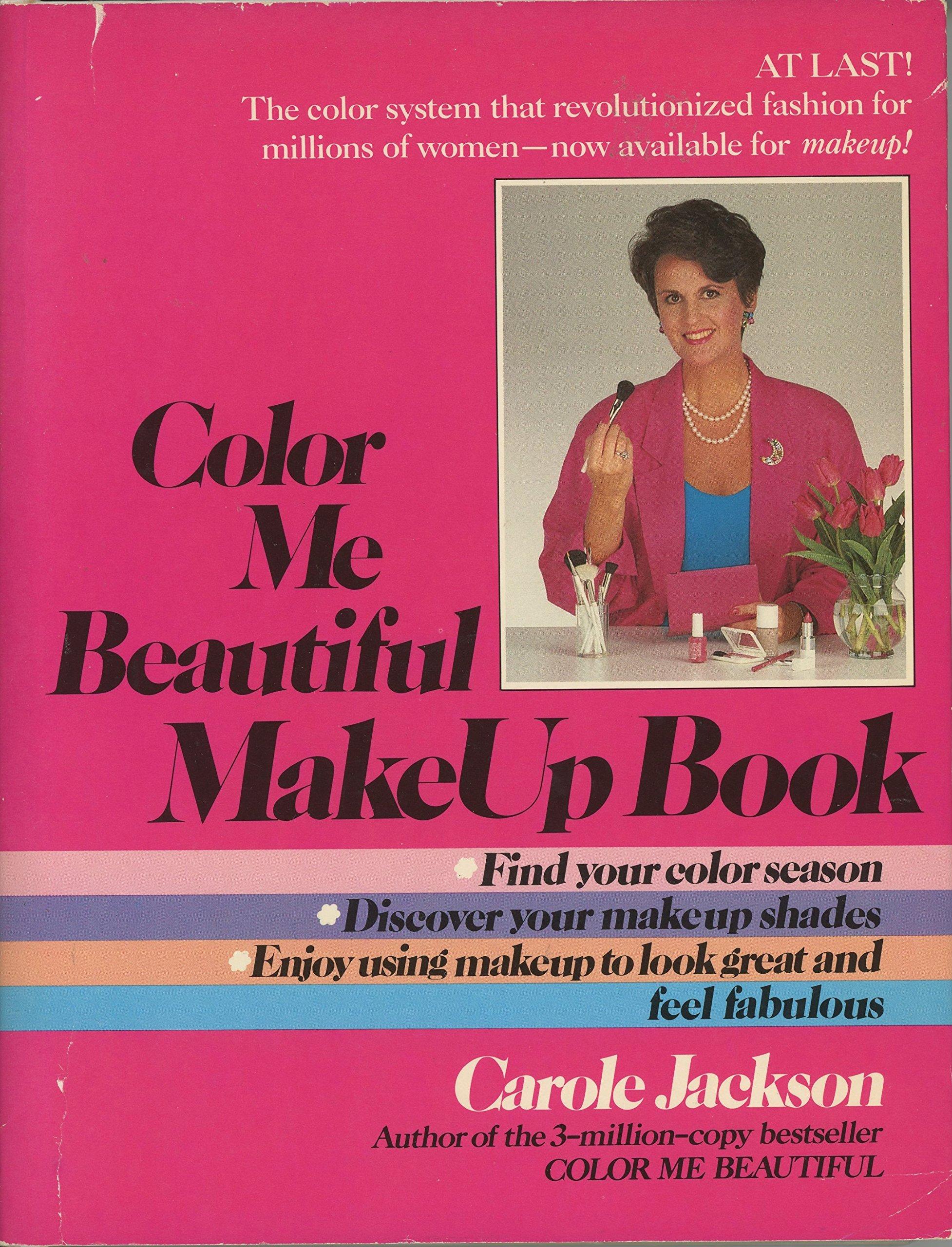 COLOR ME BEAUTIFUL MAKE UP BOOK CAROLE JACKSON Amazon Books