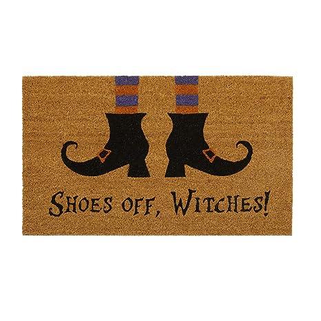 Amazon Com Elrene Home Fashions Novelty Halloween Shoes Off