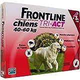 FRONTLINE Tri Act pour Très grand Chien 40-60 kg 3 Pipettes