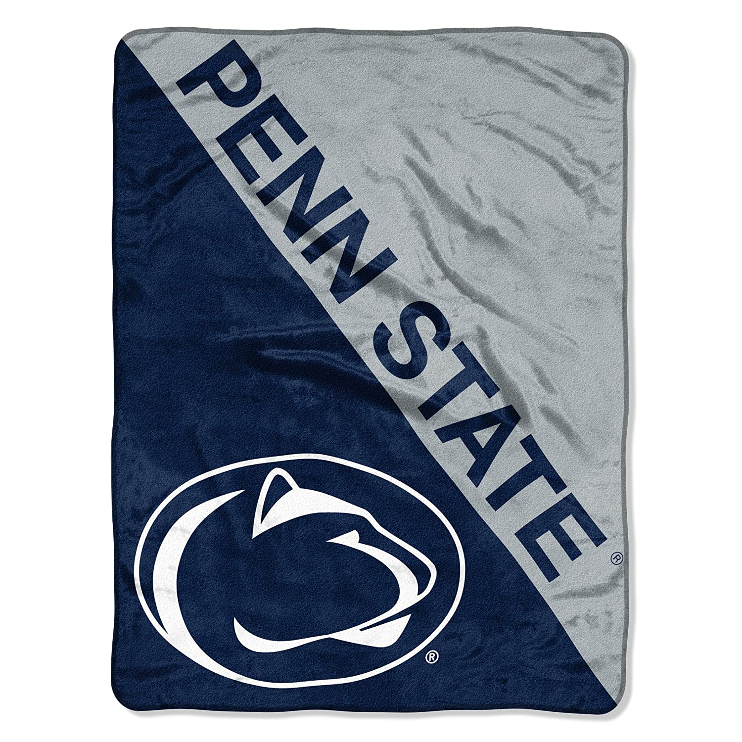 The Northwest Company Officially Licensed NCAA Halftone Micro Raschel Throw Blanket 46 x 60
